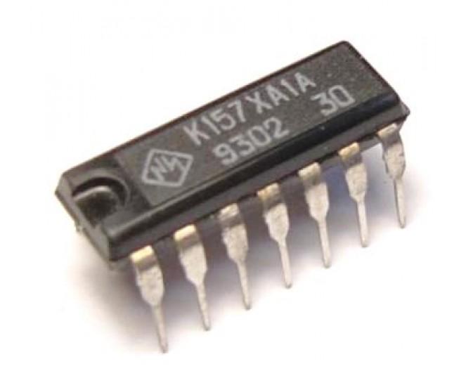 Микросхема К157ХА1