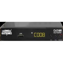 Цифровой ресивер DVB-T2 Electronics VV8902HD