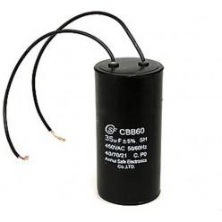 Конденсатор неполярный CBB-60 35 uf - 450v    (±5%)