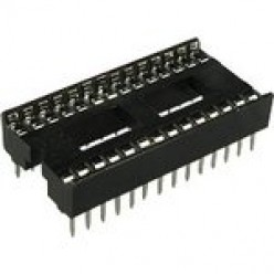 Панель для микросхем имп PIN28 (дюйм) ICSS-28
