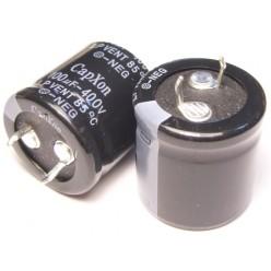 Конденсатор 100mkF x 400V 105*С комп.
