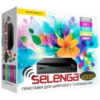Цифровой ресивер DVB-T2 SELENGA HD930D