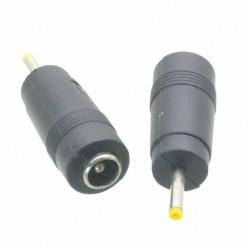 Переходник DC гнездо 5,5/2,5 мм - штекер 2,5/0,7 мм