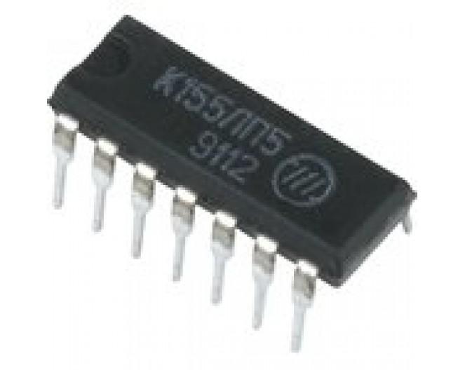 Микросхема К155ЛП5