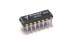 Микросхема К174УР3 (TBA120)