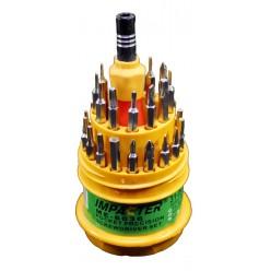 Набор отверток для сотовых и компьютеров (31 в 1) BK-631-31