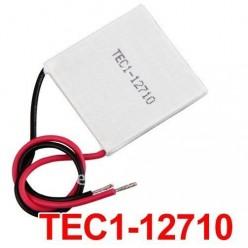 Элемент Пельтье TEC1-12710 (размер 40x40x3mm)