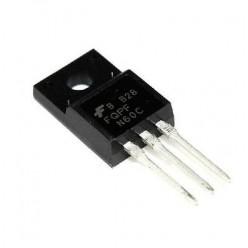 Транзистор FQPF3N60 (=3NK60ZFP)