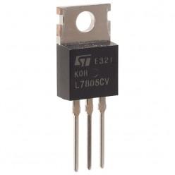 Микросхема LM7805 (К142ЕН5А) +5V