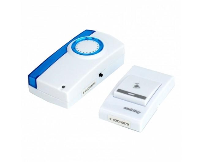 Звонок беспроводной на батарейках SmartBuy (SBE-11-1-32)