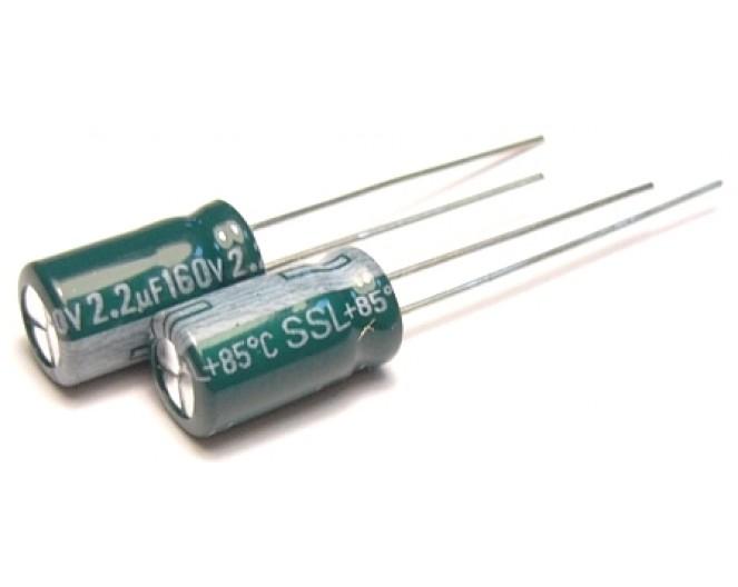 Конденсатор 2,2mkF x 160V