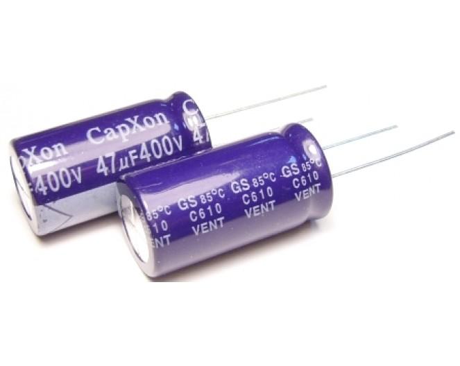 Конденсатор 47mkF x 400V