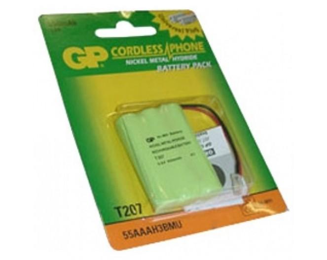 Аккумулятор для радиотелефона T-207 GP