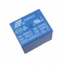 Реле SRD(T73) 9v (SRD-09VDC-SL-C)