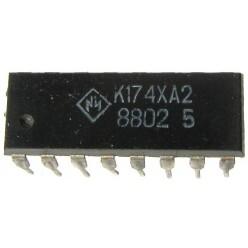 Микросхема К174ХА2 (TCA440)