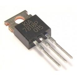 Микросхема MC7818CTG +18V