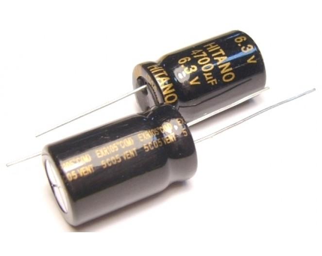 Конденсатор 4700mkF x 6,3V 105*С комп.