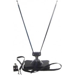 Антенна комнатная телевизионная метрового диапазона без усилителя сигнала