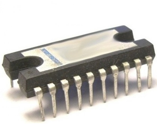 Микросхема LA4505 (LA4500)