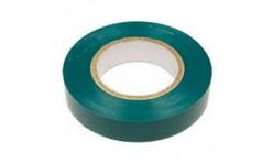 Изолента импорт. 0,13x19x25mm зеленая
