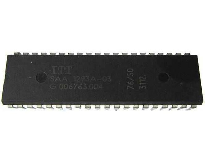 Микросхема КР1853ВГ1-03 (1506 ВГ-1-03, SAA1293-03)