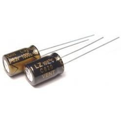 Конденсатор 1000mkF x 6,3V 105*С комп.