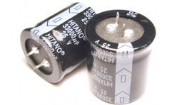 Конденсатор 33000mkF x 25V