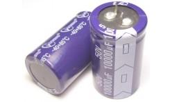 Конденсатор 10000mkF x 50V