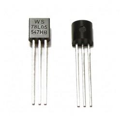 Микросхема TS78L05CT +5V