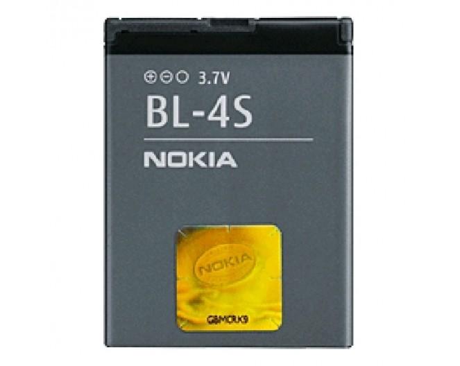 Аккумуляторная батарея Nokia BL-4S (Не оригинал!)