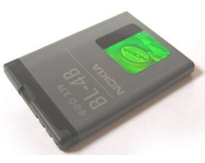 Аккумуляторная батарея Nokia BL-4B (Не оригинал!)