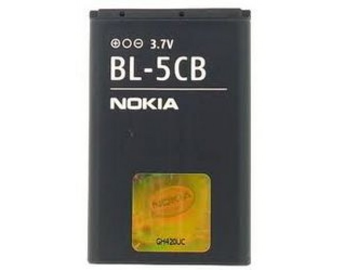 Аккумуляторная батарея Nokia BL-5CB (High Quality)