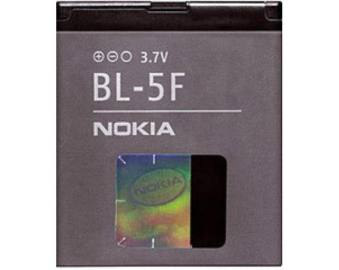 Аккумуляторная батарея Nokia BL-5F (Не оригинал!)