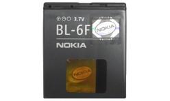 Аккумуляторная батарея Nokia BL-6F (High Quality)