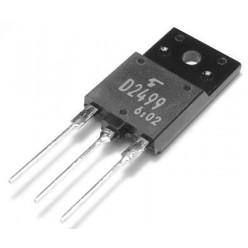 Транзистор 2SD2499 (3DD2499)