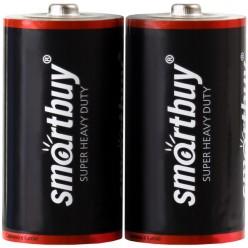 Батарейка R20 (373 элемент) Smartbuy