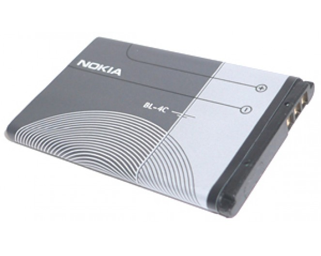 Аккумуляторная батарея Nokia BL-4C (High Quality)
