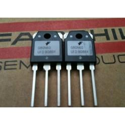 Транзистор SGH80N60UFD