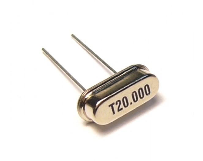 Кварцевый резонатор HC-49S-20,250 МГц