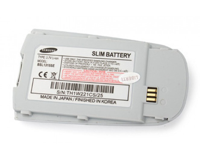 Аккумуляторная батарея Samsung X-100 (Не оригинал!)