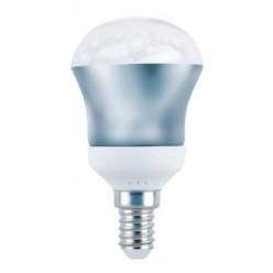 Лампочки Энергосберегающие SELECTA Е-14 9wt (45W, гриб, холодный свет)
