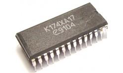 Микросхема К174ХА17 (TDA3501)
