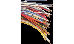 Провод монтажный (нар 0,5мм, внутр 0,25мм,луженая медь)
