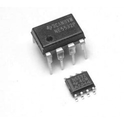 Микросхема NE5532Fsmd