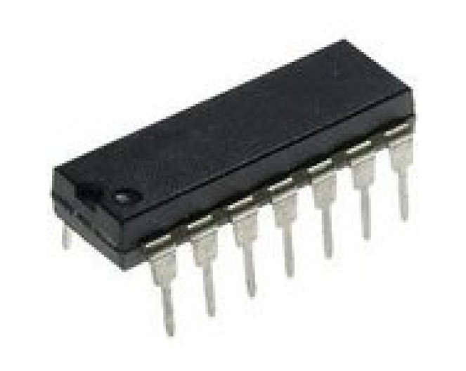 Микросхема К555ЛИ4