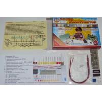 Радиоконструктор 040 - Индикатор уровня сигнала на LM3915
