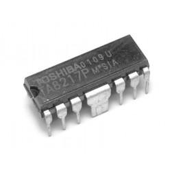 Микросхема TA8217P