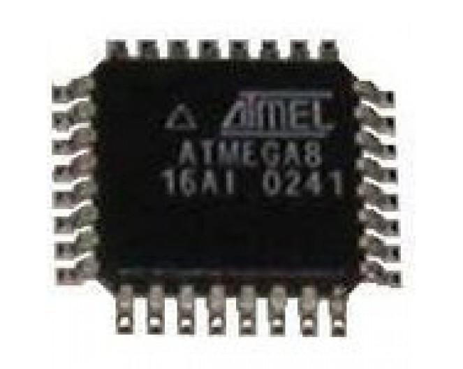 Микросхема ATMEGA8-16AUsmd