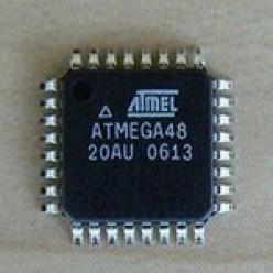 Микросхема ATMEGA48-20AU