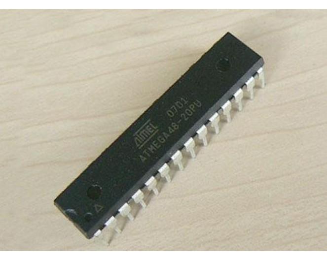 Микросхема ATMEGA48-20PI(PU)